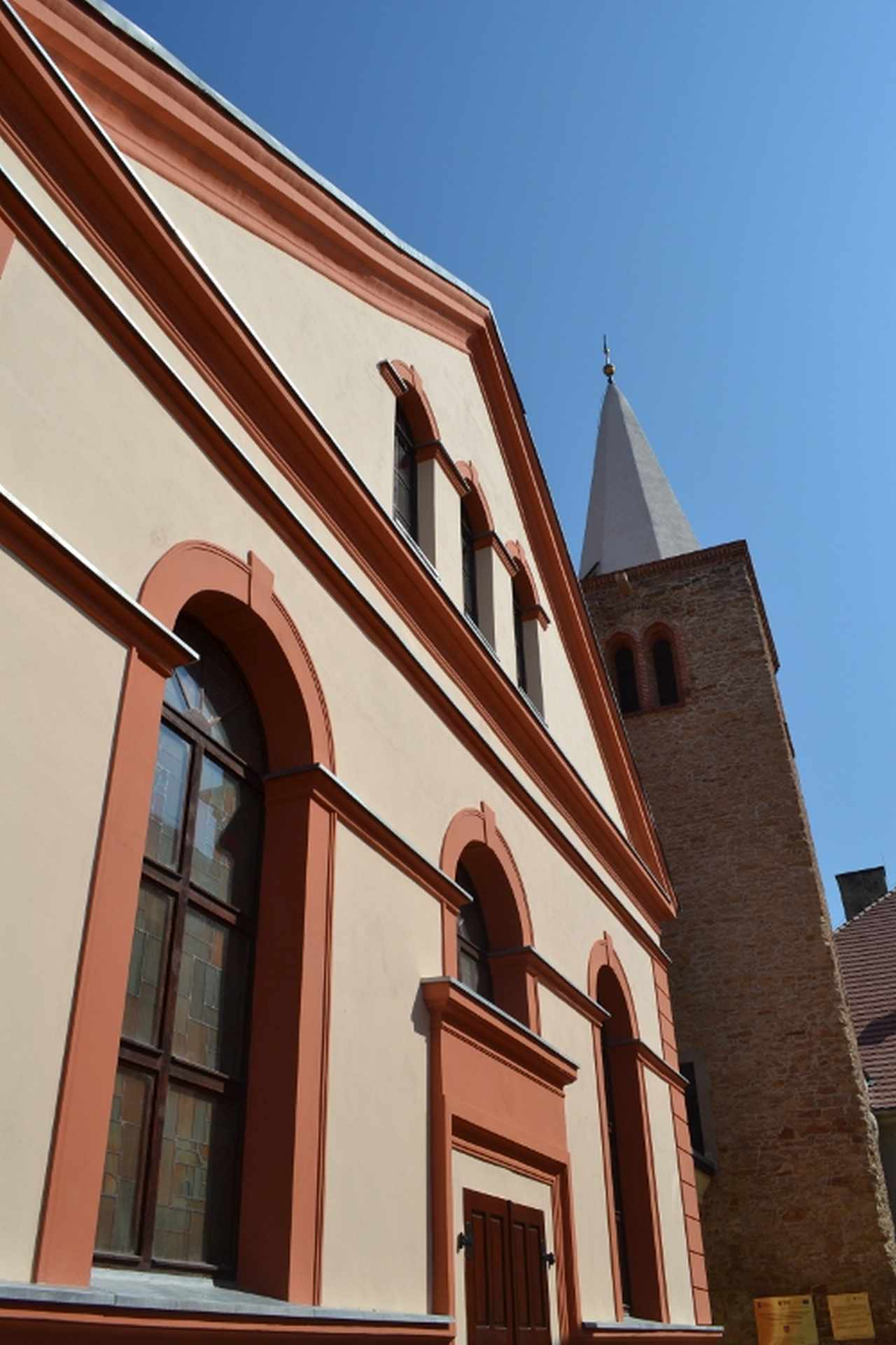 Front budynku Muzeum Filumenistycznego
