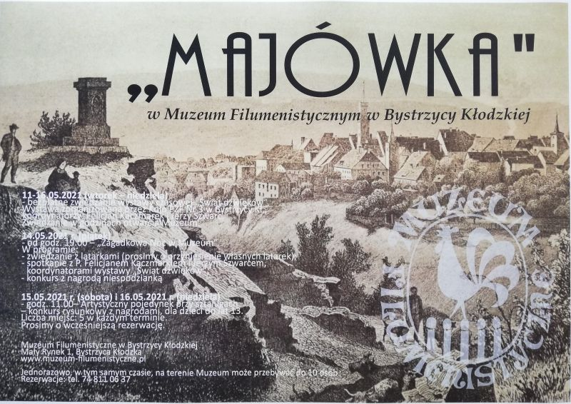 Podsumowanie Majówki w Muzeum Filumenistycznym w Bystrzycy Kłodzkiej